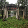 Shandong Qufu - Cemetery - read St. Paul in Zongru