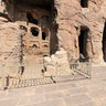 Datong Yungang Grottoes - 16 Cave location