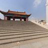 Baotou Lvzumiao - gate -2