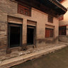 Shanxi - Ding Village Folk Museum - the first hospital backyard