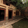Shanxi - Ding Village Folk Museum - the second chamber backyard