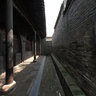 Pingyao County of Sichuan - the word prison wall(The Ancient City of Ping Yao )