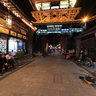 Pingyao Ancient City Building - Municipal Building North (Night)