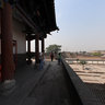 The Ancient City of Ping Yao  - South gate (welcome smoked door)-4