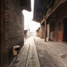 "Pingyao Ancient City ""Qing Xu concept"" - three clear Hall"