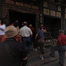 Pingyao Rishengchang ticket number - the door