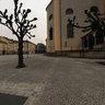 Linz Pfarrplatz, Stadtpfarrkirche