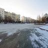 Челябинск. Монумент Орленок