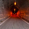 Bottom of the tunnel...