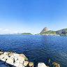 Bay of Botafogo in Rio de Janeiro