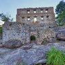 Развалины старой мельницы в селе Буки