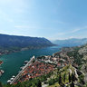 Kotor From St. Joht (Sveti Ivan) Fortress