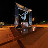 Vladimir Vysotsky Monument In Podgorica