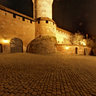 Nuremberg Castle by Night
