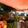 Fruit and Vegetable Seller, Market Kedari, South East Sulawesi