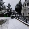 Yalta, Ruzvelta str., Massandrovskiy plazh, port