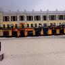 Ялтинская набережная зимой