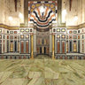 Tomb of the Shah of Iran, Al-Rifa'i Mosque, Cairo, Egypt