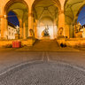 Odeonsplatz @blue hour