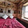 17th Century bedroom at Rawla Narlai