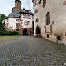 Schloss Büdingen äußerer Burghof