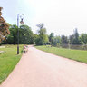 Park Ujazdowski in Warsaw