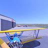 Classic Stearman Biplane