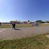 Light aircraft festival near Odessa, Ukraine