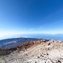 TEIDE - ABOVE THE PEAK