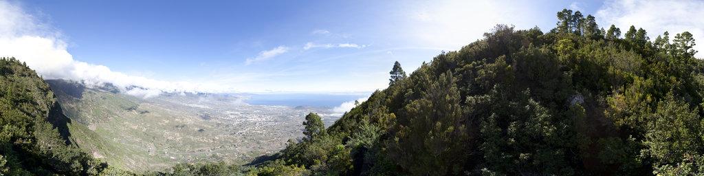 Las mil ventas de Guimar (Canal de los mil), Tenerife, Spain