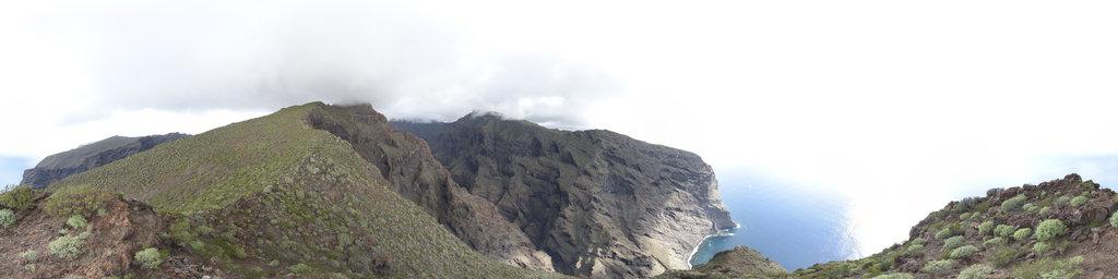 La Fortaleza de Masca, Tenerife, Spain
