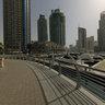 Dubai Marina Walkway