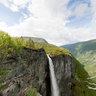 Vettisfossen Waterfall, Utladalen Valley