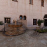 Verona Binnenplaats Museo Di Castelvecchio 2 - Italië
