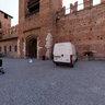 Verona Binnenplaats Museo Di Castelvecchio - Italië