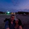 Atakum Sahilinde Romantik Dakikalar