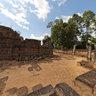 Angkor  East Mebon Panorama 360 elephant