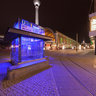 At Bahnhof Alexanderplatz