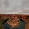 Horseshoe Bend, Colorado River, Arizona near Page
