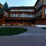 Moscow. Kolomenskoye. Wooden palace