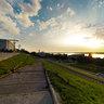 Виртуальная панорама набережной Самары (panorobot.ru)