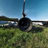 Заброшенные самолеты на Ходынском поле (panorobot.ru)