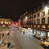 Strasbourg, Place Kleber pendant le marche de Noel