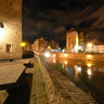 Strasbourg, Ponts Vauban de nuit