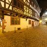 Strasbourg, Petite France de nuit