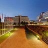 Strasbourg, Conseil de l'Europe de nuit