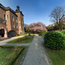 Willich Neersen Castle Back Springtime