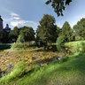 Willich Neersen - park en slotgracht