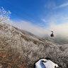 Ropeway on Mashuk, Russia