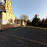 Near Nekropol cemetery in Pyatigorsk